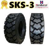 Schienen-Ochse-Reifen des gute Qualitätstiefer Schritt-12-16.5/Gummireifen L-5
