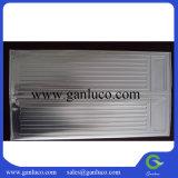 El panel disponible del rango de gas del papel de aluminio