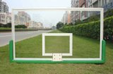 Полностью алюминиевый бакборт баскетбола Tempered стекла рамки (GM-L-12)
