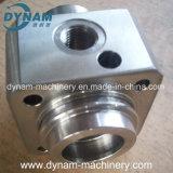 Горячая объемная штамповка стали сплава CNC точности OEM подвергая механической обработке горячая разделяет блок клапана