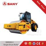 Sany SSR200-3 20 тонн один ролик дорожного движения барабана для продажи