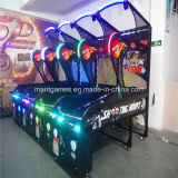 Galleria Street Basketball Machine/Coin Operated Game Redemption Machine con CE Certificate