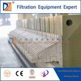 De hydraulische Pers van de Filter van de Plaat van pp voor de Modder van het Acetyleen