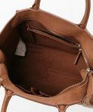 2016 de Nieuwe Manier Roze Pu van de Ontwerper Dame Tote Handbags