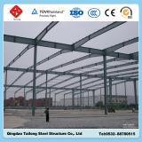 에너지 절약 강철 구조물 건축 작업장