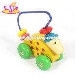 Neues heißestes intelligentes hölzernes Achterbahn-Spielzeug für Baby W11b175