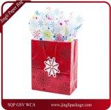 Bolsas de papel, bolsa de papel de Kraft para las compras, bolsos del regalo