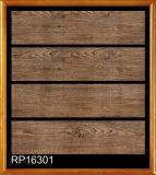 Azulejos de suelo de cerámica del grano de madera, azulejo de suelo de madera de la porcelana