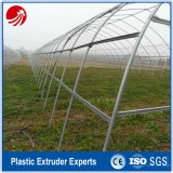 PVC Extrusion de tuyaux en acier recouvert de plastique de ligne de production