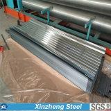 電流を通された鋼鉄波形の屋根ふきシート、PPGIの屋根ふきシート(0.125mm-0.8mm)