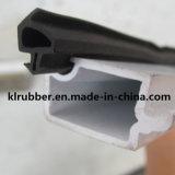 De rubber Verbinding van de Deur met de Kern van de Draad van het Staal