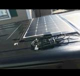 Panneau solaire semi flexible bon marché du panneau solaire 100W Sunpower des prix d'usine