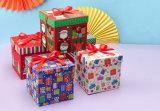 Rectángulo de regalo cuadrado bonito con Bowknot fino, rectángulo de regalo Wedding de los productos