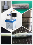 Машина маркировки лазера волокна для 1mm толщиного
