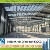 Bajo costo y Edificio prefabricado de acero de alta calidad (JDCC-SB01)