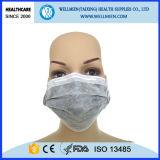 Nez en plastique sur le fil masque charbon actif
