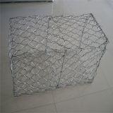 Gabion 상자 PVC 입히는 6각형 철망사