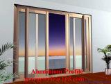 Perfil de aluminio - aluminio de extrusión de aluminio de la ventana deslizante