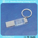 Bastone a cristallo del USB del nuovo metallo di disegno (ZYF1506)