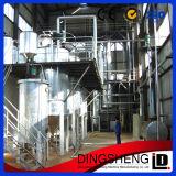 Equipamento da refinação de petróleo vegetal