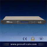 情報処理機能をもったCATV 1550nmは調整された光トランスミッタを指示する