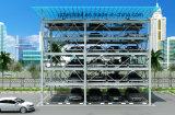 Sistema di parcheggio di puzzle di Muti-Strato dell'automobile (3-6 strati)