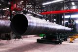 Pijp SSAW voor Gas/Olieleiding, Waterpijp, die de Pijp van de Structuur opstapelen