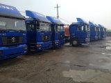 Shacman 트럭 헤드 4X2 트레일러 트랙터 트럭