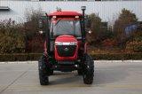Tractor de 55 CV con caja de cambio de sincronización
