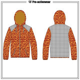 Novo Design de sublimação de moda jaqueta esporte