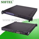 Un input dei 8 canali di HDMI e 1 input di Asi, codificatore MPEG-4