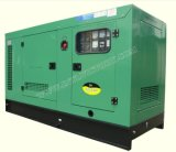 generador diesel ultra silencioso de 100kw/125kVA Shangchai para la fuente del estado de excepción