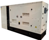 generatore diesel silenzioso di 181kVA Yuchai per il progetto di costruzione con le certificazioni di Ce/Soncap/CIQ/ISO