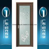 Neue Form-Aluminiumflügelfenster-Tür