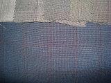 ウールのPolyeterのスーツの二重線の小切手ファブリック