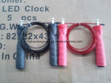 New Design Crossfit Ropes Cable Wire Bearing Skip Rope