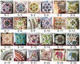 Hot Sale Tissu de coton Accueil utiliser différents Stylle Housse de coussin