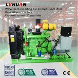 Générateur de gaz monté par dérapage de fournisseur de la Chine bio 400 kilowatts