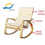 Schwingstuhl der Schlaufen-entspannen sich hölzerner Möbel-(TXRC-01) Möbel