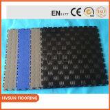 Alto cargamento que lleva los azulejos de suelo a prueba de choques del PVC del dispositivo de seguridad para el garage