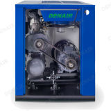 Cinturón precio competitivo Driven aire de tornillo rotativo compresor