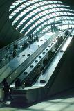 Deutschland-Marken-Innenfluggast-Rolltreppe