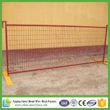 カナダの市場のための耐久の一時金属の塀のパネル