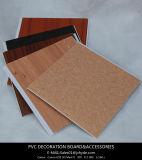Decoration De PVCのためのフラットパネルの中国Manufacutrer PVC天井の壁パネル