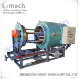 Fornace di pulizia della rete metallica dell'acciaio inossidabile
