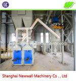10tph adhesivo de azulejo automático de la planta de procesamiento por lotes