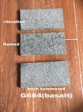 Pietra nera del cubo del basalto per pavimentazione