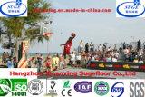 Baloncesto de la mayor nivel que suela solar de los deportes al aire libre