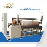 Rodillo de papel automático de las yardas del rodillo que envuelve la maquinaria