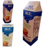 3-lagiger dreieckiger Karton 907g für Saft/Milch/Sahne/Wein/Wasser/Joghurt